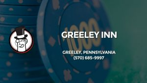 Casino & gambling-themed header image for Barons Bus Charter service to Greeley Inn in Greeley, Pennsylvania. Please call 5706859997 to contact the casino directly.)