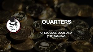 Casino & gambling-themed header image for Barons Bus Charter service to Quarters in Opelousas, Louisiana. Please call 3379481946 to contact the casino directly.)