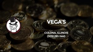 Casino & gambling-themed header image for Barons Bus Charter service to Vega's in Colona, Illinois. Please call 3092811440 to contact the casino directly.)