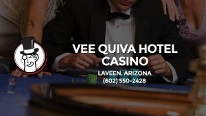 Casino & gambling-themed header image for Barons Bus Charter service to Vee Quiva Hotel Casino in Laveen, Arizona. Please call 6025502428 to contact the casino directly.)