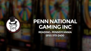 Casino & gambling-themed header image for Barons Bus Charter service to Penn National Gaming Inc in Reading, Pennsylvania. Please call 6103732400 to contact the casino directly.)