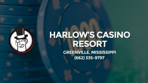 Casino & gambling-themed header image for Barons Bus Charter service to Harlow's Casino Resort in Greenville, Mississippi. Please call 6623359797 to contact the casino directly.)