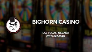 Casino & gambling-themed header image for Barons Bus Charter service to Bighorn Casino in Las Vegas, Nevada. Please call 7026421940 to contact the casino directly.)