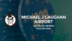 Casino & gambling-themed header image for Barons Bus Charter service to Michael J Gaughan Airport in Las Vegas, Nevada. Please call 7022615430 to contact the casino directly.)