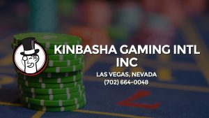 Casino & gambling-themed header image for Barons Bus Charter service to Kinbasha Gaming Intl Inc in Las Vegas, Nevada. Please call 7026640048 to contact the casino directly.)