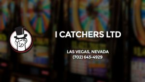 Casino & gambling-themed header image for Barons Bus Charter service to I Catchers Ltd in Las Vegas, Nevada. Please call 7026434929 to contact the casino directly.)