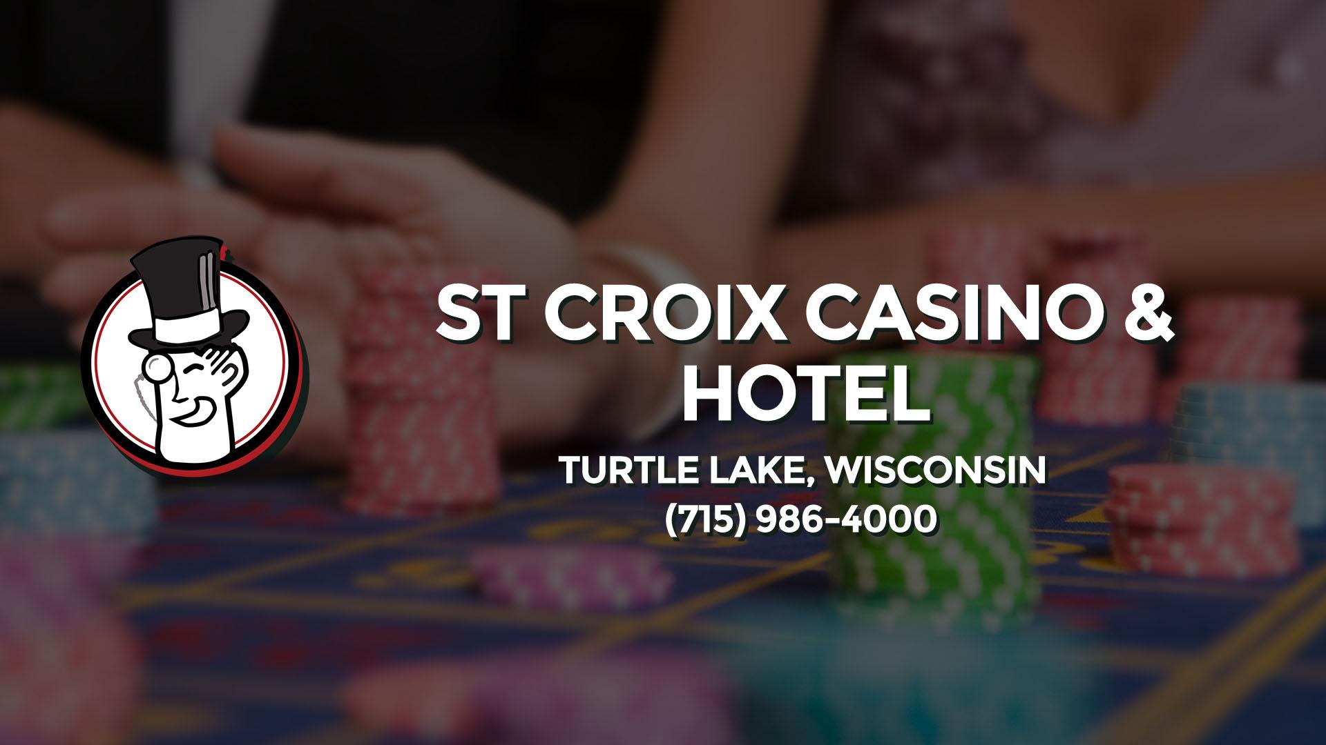 St croix casino bus schedule pointe casino washington