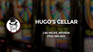 Casino & gambling-themed header image for Barons Bus Charter service to Hugo's Cellar in Las Vegas, Nevada. Please call 7023854011 to contact the casino directly.)