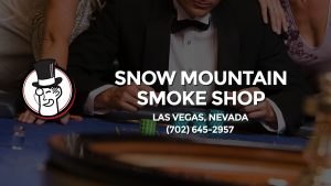 Casino & gambling-themed header image for Barons Bus Charter service to Snow Mountain Smoke Shop in Las Vegas, Nevada. Please call 7026452957 to contact the casino directly.)