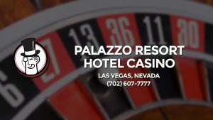 Casino & gambling-themed header image for Barons Bus Charter service to Palazzo Resort Hotel Casino in Las Vegas, Nevada. Please call 7026077777 to contact the casino directly.)