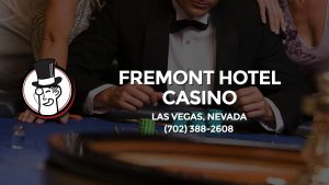 Casino & gambling-themed header image for Barons Bus Charter service to Fremont Hotel Casino in Las Vegas, Nevada. Please call 7023882608 to contact the casino directly.)