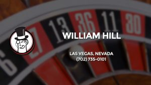 Casino & gambling-themed header image for Barons Bus Charter service to William Hill in Las Vegas, Nevada. Please call 7027350101 to contact the casino directly.)