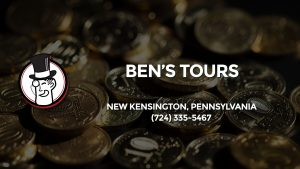 Casino & gambling-themed header image for Barons Bus Charter service to Ben's Tours in New Kensington, Pennsylvania. Please call 7243355467 to contact the casino directly.)