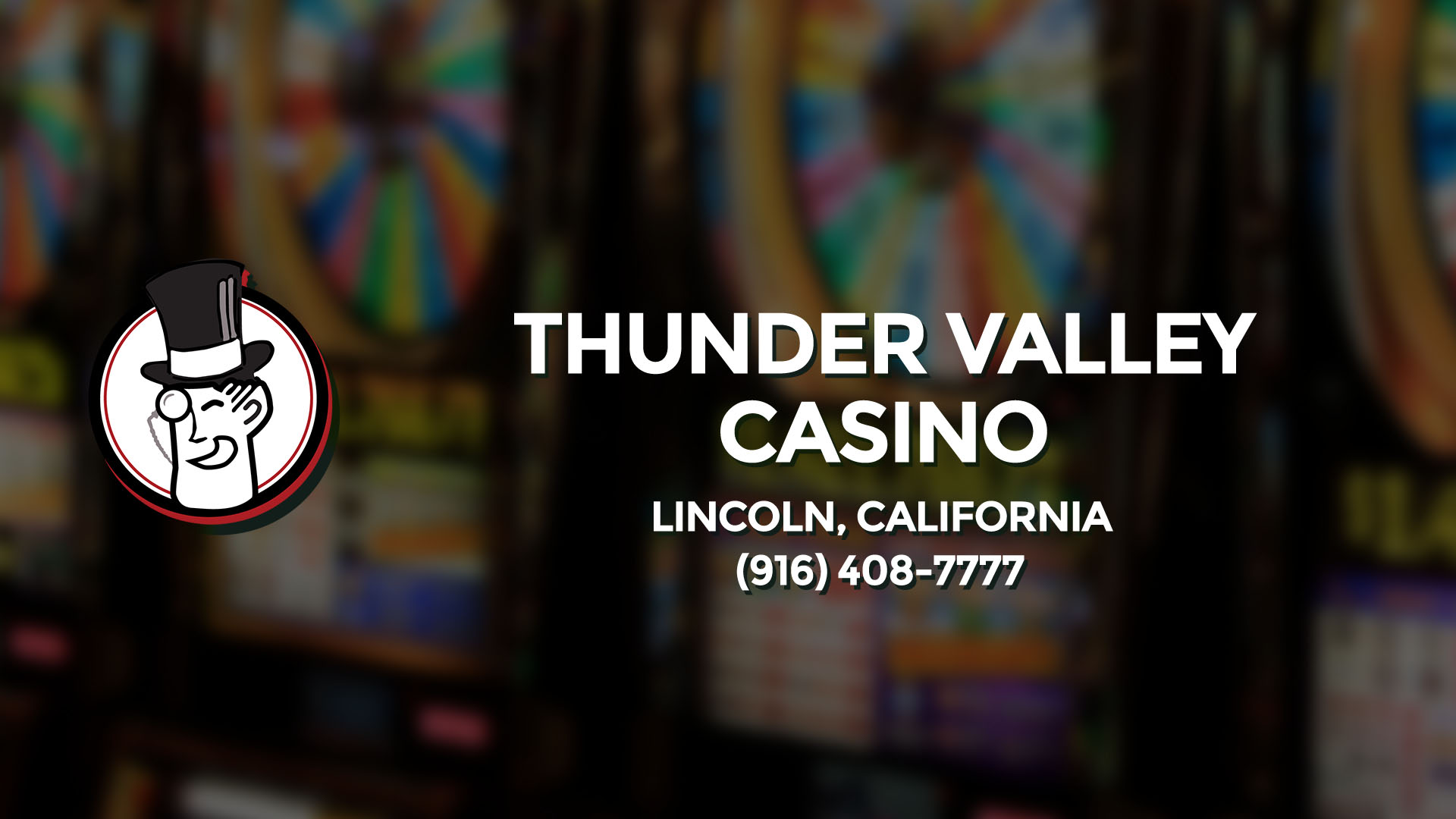 bus to thunder valley casino