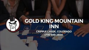 Casino & gambling-themed header image for Barons Bus Charter service to Gold King Mountain Inn in Cripple Creek, Colorado. Please call 7196892600 to contact the casino directly.)