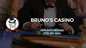 Casino & gambling-themed header image for Barons Bus Charter service to Bruno's Casino in Gerlach, Nevada. Please call 7755572220 to contact the casino directly.)