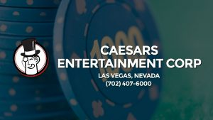 Casino & gambling-themed header image for Barons Bus Charter service to Caesars Entertainment Corp in Las Vegas, Nevada. Please call 7024076000 to contact the casino directly.)