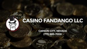 Casino & gambling-themed header image for Barons Bus Charter service to Casino Fandango Llc in Carson City, Nevada. Please call 7758857000 to contact the casino directly.)