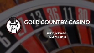 Casino & gambling-themed header image for Barons Bus Charter service to Gold Country Casino in Elko, Nevada. Please call 7757388421 to contact the casino directly.)