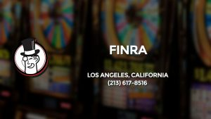 Casino & gambling-themed header image for Barons Bus Charter service to Finra in Los Angeles, California. Please call 2136178516 to contact the casino directly.)