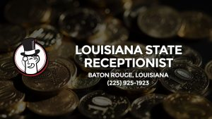 Casino & gambling-themed header image for Barons Bus Charter service to Louisiana State Receptionist in Baton Rouge, Louisiana. Please call 2259251923 to contact the casino directly.)