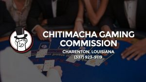 Casino & gambling-themed header image for Barons Bus Charter service to Chitimacha Gaming Commission in Charenton, Louisiana. Please call 3379239119 to contact the casino directly.)