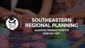Casino & gambling-themed header image for Barons Bus Charter service to Southeastern Regional Planning in Taunton, Massachusetts. Please call 5088241367 to contact the casino directly.)