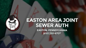 Casino & gambling-themed header image for Barons Bus Charter service to Easton Area Joint Sewer Auth in Easton, Pennsylvania. Please call 6102506707 to contact the casino directly.)