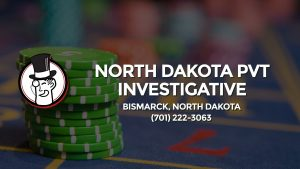 Casino & gambling-themed header image for Barons Bus Charter service to North Dakota Pvt Investigative in Bismarck, North Dakota. Please call 7012223063 to contact the casino directly.)