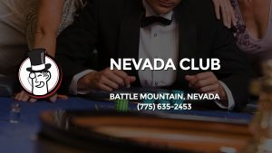 Casino & gambling-themed header image for Barons Bus Charter service to Nevada Club in Battle Mountain, Nevada. Please call 7756352453 to contact the casino directly.)