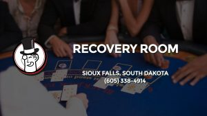 Casino & gambling-themed header image for Barons Bus Charter service to Recovery Room in Sioux Falls, South Dakota. Please call 6053384914 to contact the casino directly.)