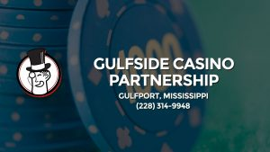 Casino & gambling-themed header image for Barons Bus Charter service to Gulfside Casino Partnership in Gulfport, Mississippi. Please call 2283149948 to contact the casino directly.)