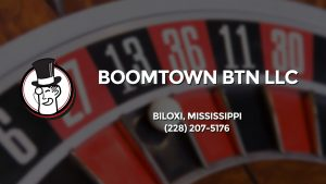 Casino & gambling-themed header image for Barons Bus Charter service to Boomtown Btn Llc in Biloxi, Mississippi. Please call 2282075176 to contact the casino directly.)