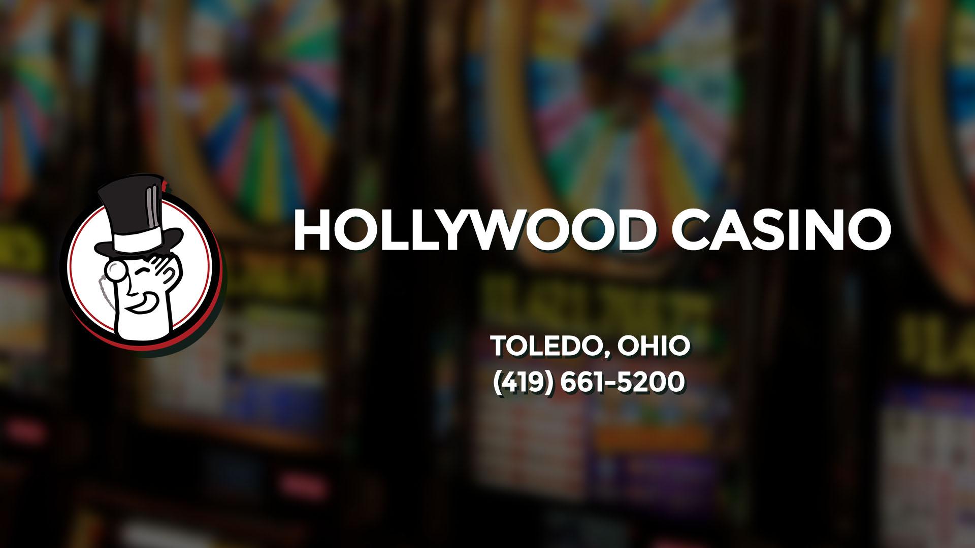hollywood casino toledo bus trips