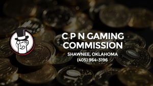 Casino & gambling-themed header image for Barons Bus Charter service to C P N Gaming Commission in Shawnee, Oklahoma. Please call 4059643196 to contact the casino directly.)