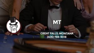 Casino & gambling-themed header image for Barons Bus Charter service to Mt in Great Falls, Montana. Please call 4067889018 to contact the casino directly.)