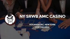 Casino & gambling-themed header image for Barons Bus Charter service to Ny Srwb Amc Casino in Hogansburg, New York. Please call 5183586302 to contact the casino directly.)