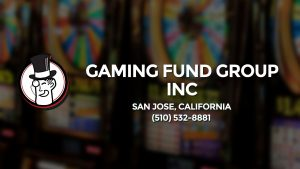 Casino & gambling-themed header image for Barons Bus Charter service to Gaming Fund Group Inc in San Jose, California. Please call 5105328881 to contact the casino directly.)