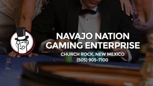 Casino & gambling-themed header image for Barons Bus Charter service to Navajo Nation Gaming Enterprise in Church Rock, New Mexico. Please call 5059057100 to contact the casino directly.)