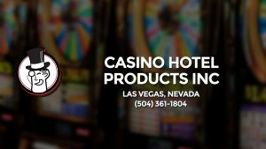 Casino & gambling-themed header image for Barons Bus Charter service to Casino Hotel Products Inc in Las Vegas, Nevada. Please call 5043611804 to contact the casino directly.)