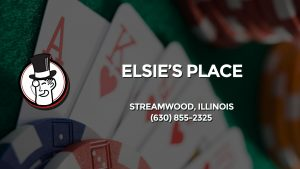 Casino & gambling-themed header image for Barons Bus Charter service to Elsie's Place in Streamwood, Illinois. Please call 6308552325 to contact the casino directly.)