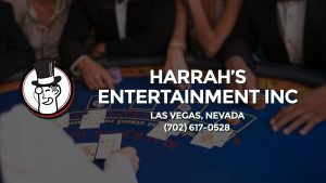 Casino & gambling-themed header image for Barons Bus Charter service to Harrah's Entertainment Inc in Las Vegas, Nevada. Please call 7026170528 to contact the casino directly.)