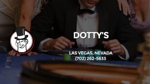 Casino & gambling-themed header image for Barons Bus Charter service to Dotty's in Las Vegas, Nevada. Please call 7022625633 to contact the casino directly.)