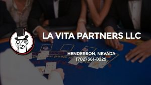 Casino & gambling-themed header image for Barons Bus Charter service to La Vita Partners Llc in Henderson, Nevada. Please call 7023618229 to contact the casino directly.)