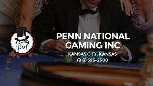 Casino & gambling-themed header image for Barons Bus Charter service to Penn National Gaming Inc in Kansas City, Kansas. Please call 9135962300 to contact the casino directly.)