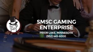 Casino & gambling-themed header image for Barons Bus Charter service to Smsc Gaming Enterprise in Prior Lake, Minnesota. Please call 9524456000 to contact the casino directly.)