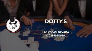 Casino & gambling-themed header image for Barons Bus Charter service to Dotty's in Las Vegas, Nevada. Please call 7026361856 to contact the casino directly.)