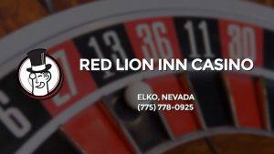 Casino & gambling-themed header image for Barons Bus Charter service to Red Lion Inn Casino in Elko, Nevada. Please call 7757780925 to contact the casino directly.)
