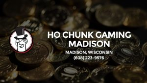 Casino & gambling-themed header image for Barons Bus Charter service to Ho Chunk Gaming Madison in Madison, Wisconsin. Please call 6082239576 to contact the casino directly.)