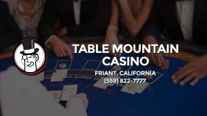 Casino & gambling-themed header image for Barons Bus Charter service to Table Mountain Casino in Friant, California. Please call 5598227777 to contact the casino directly.)